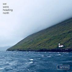We Were Heading North: Lightness  - cover artwork
