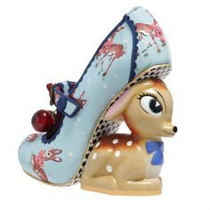 Cherry Deer Irregular Choice Ok, buy stock in Modcloth... NOW! It's been few months since an order, but I can imagine my next one - H. Scott