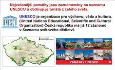 PAMÁTKY UNESCO :: Béčko-Tc Czech Republic, Bohemia