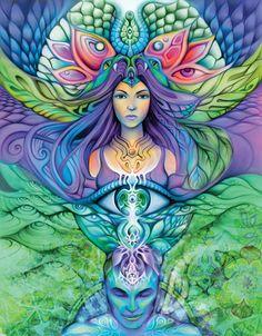 psychedelic art gallery - Buscar con Google
