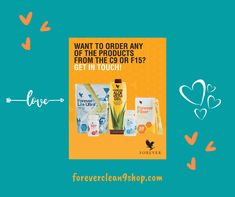 As it isn't universally known that Aloe Vera Diet (C9) & F15 products can be ordered individually as well as collectively in their packs, I thought it a good idea to spread the word about that. To order in the UK simply copy and paste foreverclean9shop.com or click the embedded Facebook link for info about ordering internationally (+ loads of other Aloe Vera Diet information). Thanks!