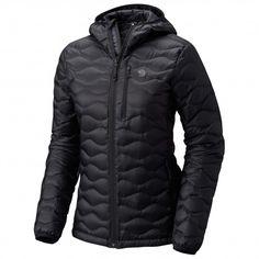 Mountain Hardwear Nitrous Hooded Down Jacket Damen | Versandkostenfrei | Bergfreunde.de