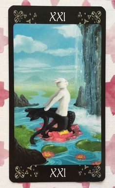The World - Black Cats Tarot Review