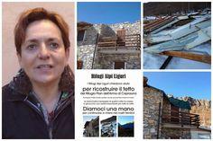 Dall'Appennino alle Alpi: Rifugio Pian dell'Arma devastato dal vento