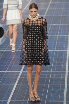 Défilé Chanel - SS2013 – Paris