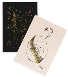 Leopard Notebook Set | Rifle Paper Co. | Garance Dore
