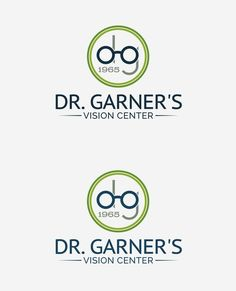 new refreshing logo for Eye Dr. office by zixi™