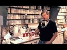 Pottery Video: Color Blend with Stains, Oxides and Opacifiers | JOHN BRITT - YouTube. 13 mins.