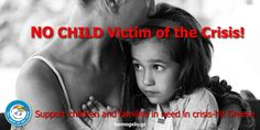 We need your Support for CHILDREN in crisis-hit #Greece #NoCHILDVictimOfCrisis http://bit.ly/1M3OOIY @nikosaliagas