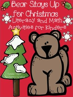 Bear Stays Up for Christmas - A Kinder Unit