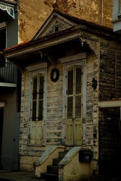 New Orleans Row House
