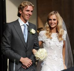 Pin for Later: All the Celebrities Who Came Down With Wedding Fever in 2014 Poppy Delevingne and James Cook