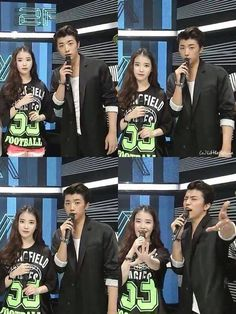 WooYoung and IU