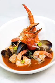 Colette's Catering & Events featured in LOCALE Magazine: Cioppino Deconstructed | Orange County Catering Company