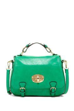 Victoria Buckle Handbag by Urban Expressions on @HauteLook