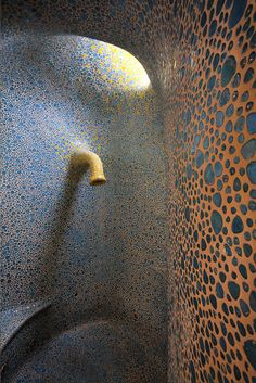 Nautilus House shower