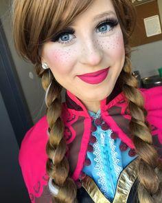 Frozen: Anna Make-Up