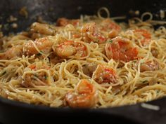 Shrimp Scampi recipe from Ree Drummond via Food Network