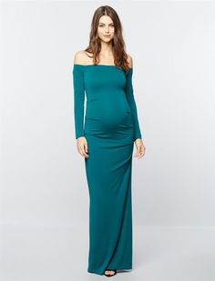 Pea Collection Nicole Miller Maternity Special Occasion Dress | maternity fashion | maternity clothes | maternity dress | maternity | #ad