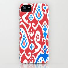 #Society6                 #iPhone Case              #ikat #Roger #iPhone #Case #Miranda #Friedman #Society6                       ikat in Red Roger iPhone Case by Miranda J. Friedman | Society6                                         http://www.seapai.com/product.aspx?PID=1681097