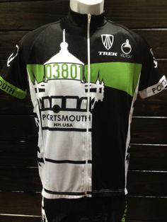 Craft Trek Portsmouth Lighthouse Jersey. Fantastic jersey from Craft. It's time to start outfitting your 2013 cycling wardrobe now! Start with this fast-looking jersey on sale for $69.99