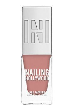 """Warm, Opaque BeigeForget sheer nudes and girlie pale pinks — this year is all about the sexy, creamy '70s beige. It should be totally opaque, warm in tone, and shiny. Stone calls on Cork from her agency's new line, Nailing Hollywood. """"It's a universally complementary shade for most skin tones,"""" she says. How To Wear It: """"I recommend wearing this color on trim, natural-shaped nails,"""" Stone says. Nailing Hollywood Nail Polish in Cork, $9.99, available at Beauty.com.  #refinery29 http://www.ref..."""