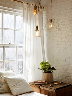 A beautiful vintage industrial home in New York - Nicole Franzén.