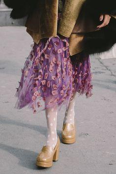 Paris Fashion Week, Autumn-Winter 2016: street style. Part 8, Buro 24/7
