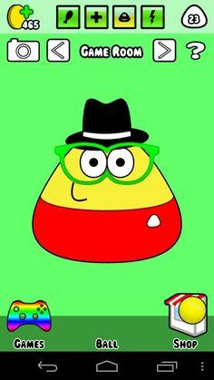 Pou, el tamagotchi del siglo 21: http://adnfriki.com/pou-tamagotchi-android/