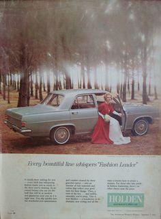 Holden Premier, Bus Engine, Holden Australia, Holden Monaro, Australian Cars, Car Advertising, Ads, Fashion Leaders, Beautiful Lines