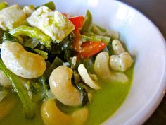 Thai Green Curry | Meghan Telpner