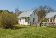 my scandinavian home: A pared-back Swedish summer home on Gotland