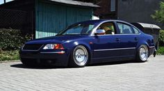 B5 Passat Slammed | Stanced Cars is my personal collection of stanced cars from all across ...