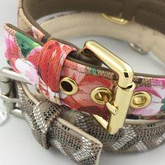collier pour chien goyard prix