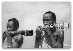 Au son des trompes amakondera ( Ruanda - Urundi ) | Flickr - Photo Sharing!