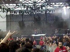 Slayer - Raining Blood Mosh Pit In Athens
