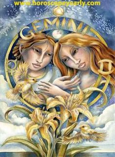 Astrology Gemini Twins - The Zodiac signs are a type of belief for people regarding the prediction of fortunes by the study of stars. Astrologers are the persons who do predictions by studying the movements of stars and other space objects. This is a science that had existed for several thousands of years back. READ MORE: http://www.horoscopeyearly.com/astrology-gemini-twins/