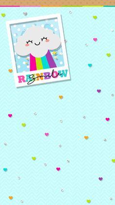 Wallpaper Size, Pastel Wallpaper, Computer Wallpaper, Mobile Wallpaper, Wallpaper Backgrounds, Colorful Backgrounds, Love Rainbow, Rainbow Colors, Phone Wallpapers