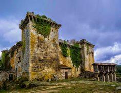 Medievalina ActM - Google+ - castillo de Pambre, fortaleza del siglo XIV , Lugo, España [Pambre castle, fortress of the XIV century, Lugo, Spain]
