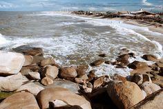 Praia da Pedra do Sal - Parnaíba – Piauí – Brasil