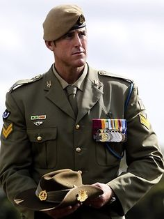 What a champ, CPL Benjamin Roberts-Smith VC