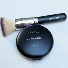 Base Studio Fix Powder Plus Foundation NC 45 (Pele Negra) | MAC | Blog Beleza de Creuza! | Amanda Ercília