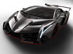 Fotos da Lamborghini Veneno   A novíssima supermáquina italiana
