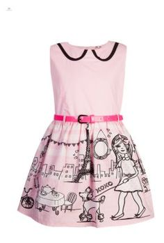 Love this Summer Dresses, Kids, Fashion, Young Children, Moda, Boys, Summer Sundresses, Fashion Styles, Children