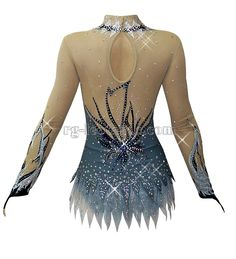 Stone Flower Gymnastics Leotard