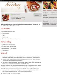 1000 Images About Slimming World Chocolate On Pinterest