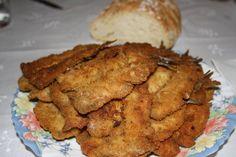 Filet es de sardinha | com uns filetes de sardinha panados com pao ralado de alho e salsa ...