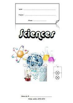 page de garde - cahier de sciences Quizzes, Multiplication, Recherche Google, Images, Bts, Dessert, Foods, Science Notebooks, Science Classroom