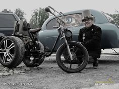 Steampunk Bicycle, Motorcycle, Vehicles, Motorcycles, Car, Motorbikes, Choppers, Vehicle, Tools
