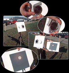 Exploratorium   Transit of Mercury   How To View it Safely